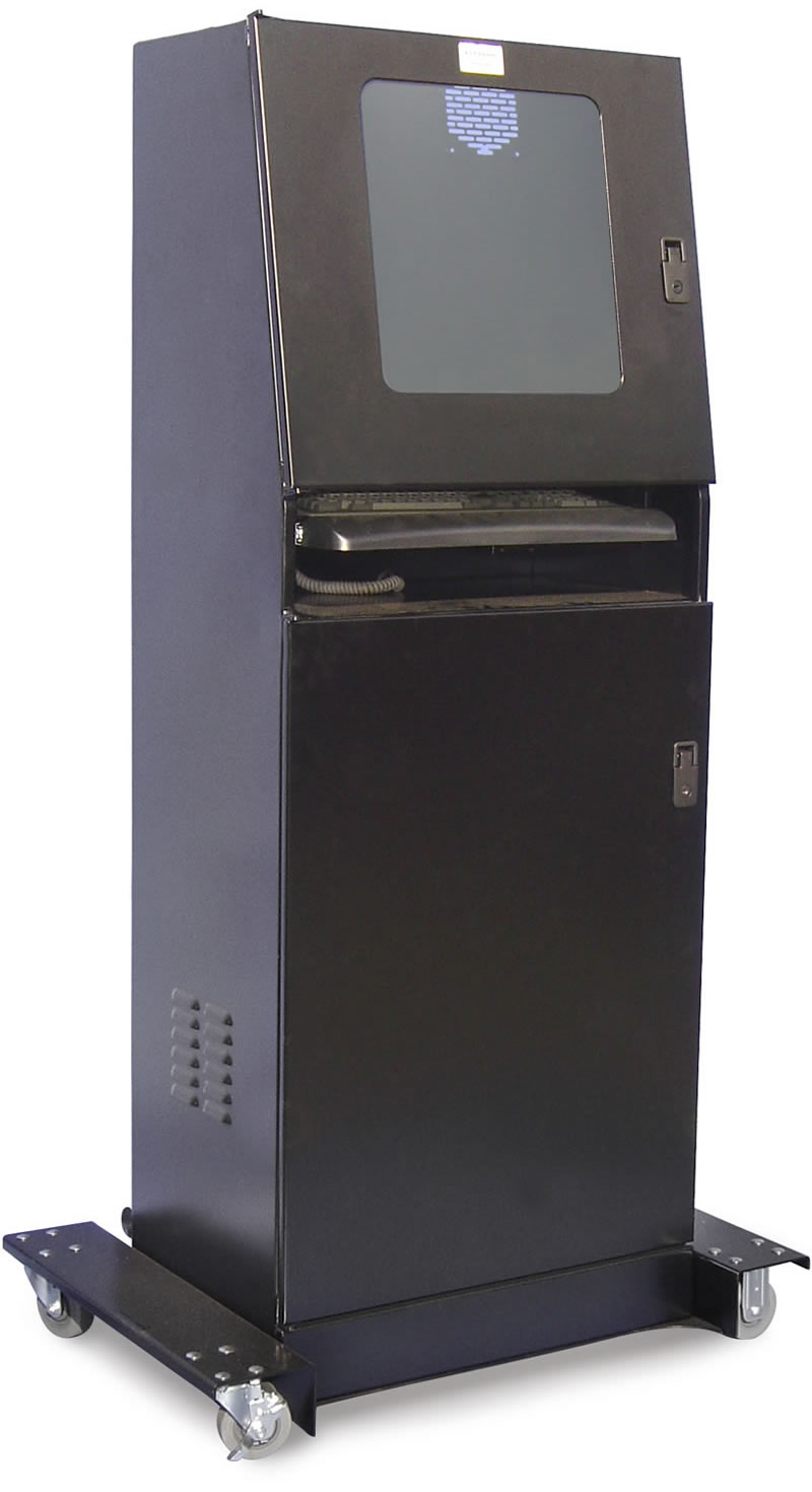 Stationary And Mobile Computer Workstations Cw Mcw 700